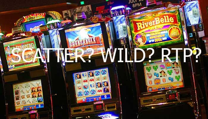 Online-Casino Begriffen