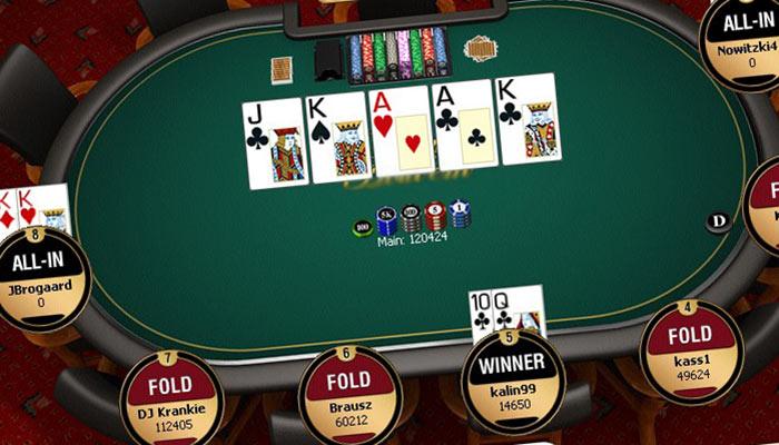 Poker Cardroom